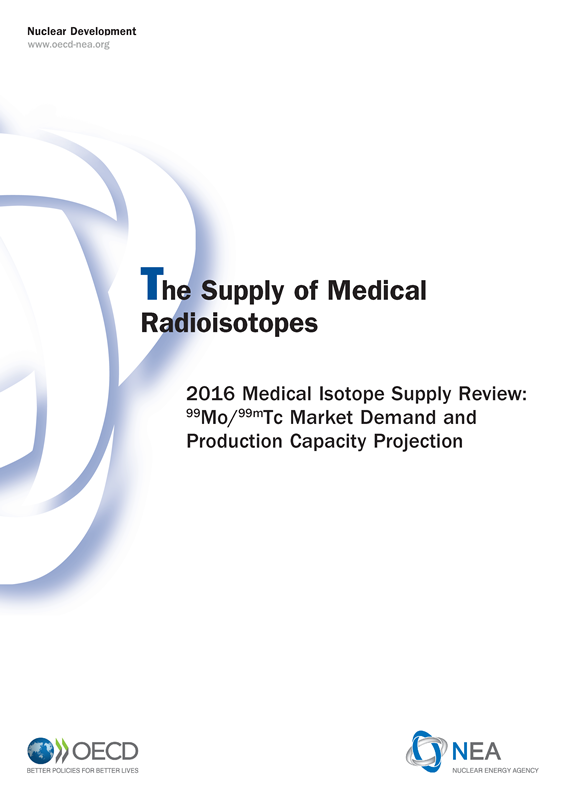 Cover of Medical Isotope Supply Review: 99Mo/99mTc Market Demand and Production Capacity Projection