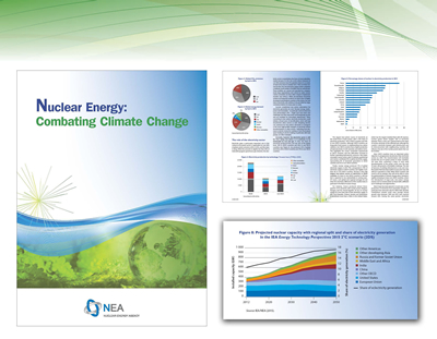 Nuclear Energy: Combating Climate Change cover