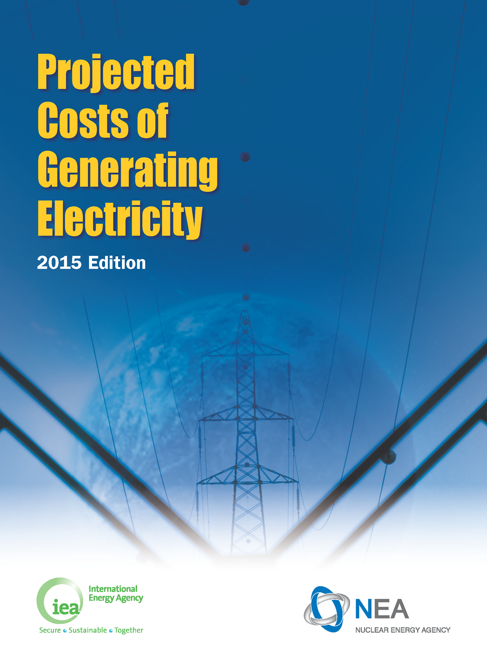 Projected Costs of Generating Electricity – 2015 Edition cover