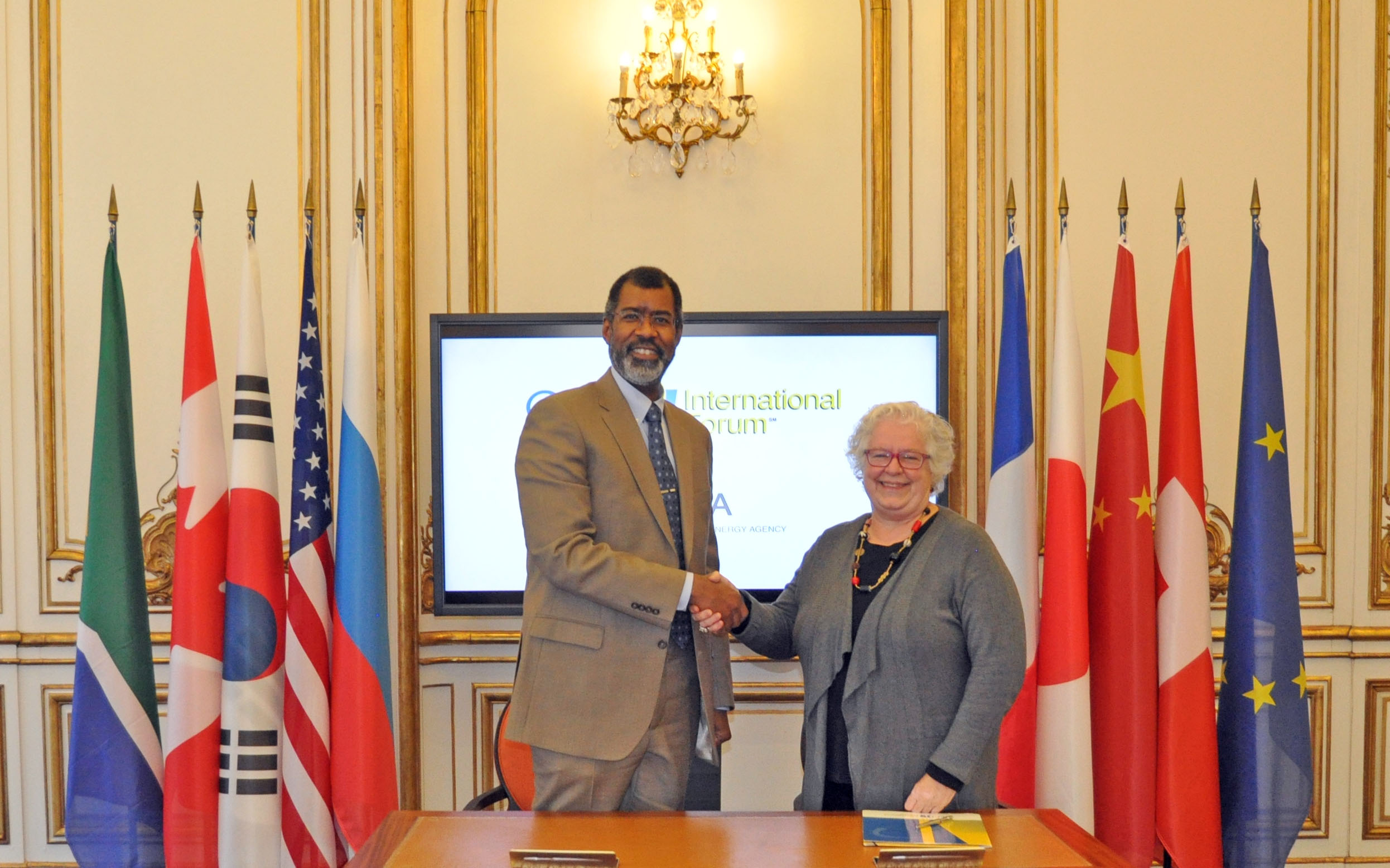 Canada joins extension of the GIF Framework Agreement