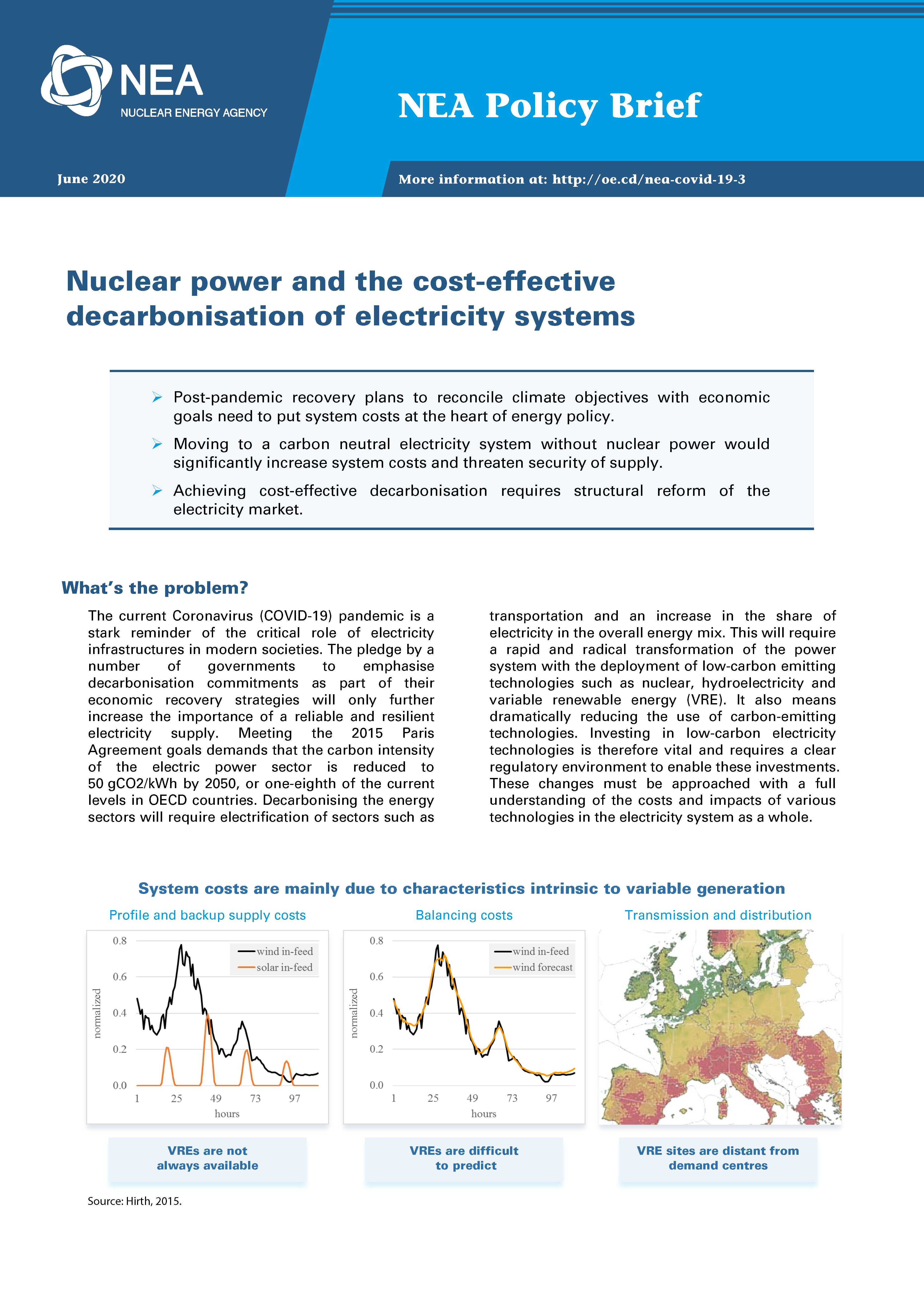 Nuclear power and the cost-effective